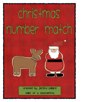 Christmas Number Match 1-15