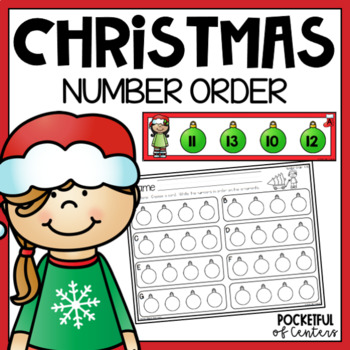 Christmas Number Order 1-20