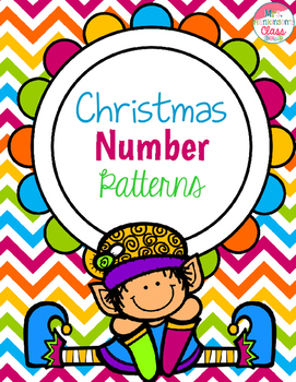 Christmas Number Patterns