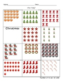 Christmas Number Quantity 10-20