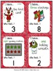 Christmas Number Recognition I Have, Who Has Game