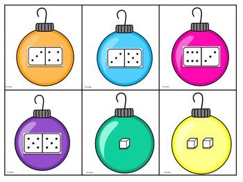 Christmas Number Sense