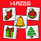 Christmas Number Sequencing Puzzles