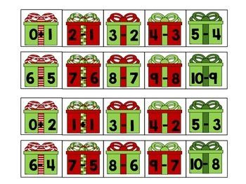 Christmas Number Sorts