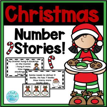 Christmas Number Stories