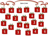 Christmas Number Word Practice