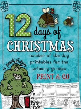 Christmas Number of the Day