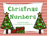 Christmas Numbers 1-20