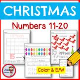 Christmas Numbers 11-20