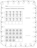 Christmas Numbers 11-20 Tens Frames
