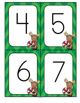 Christmas Numbers FREE