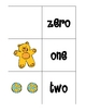 Christmas Numbers {Numbers 0-20, sets of objects and number words}