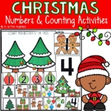 Christmas Numbers and Counting Activities