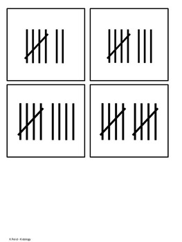 Numbers 1-10 / Christmas Number Center