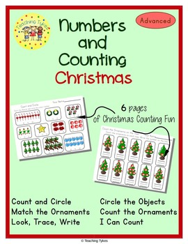 Christmas Number sense and Numeration Numbers and Counting