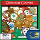 Christmas Objects & Kids COMBO 82 Pieces (Color and BW Clip-Art)