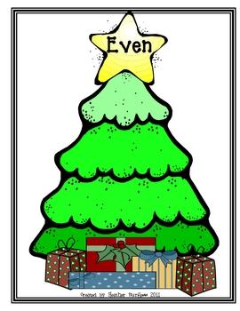 Christmas Odd or Even