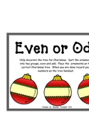 Christmas Odd or Even