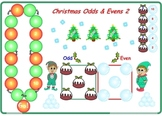 Christmas Odds & Evens Games