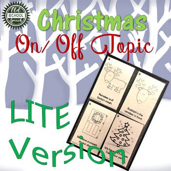 Christmas On-Off Topic: LITE