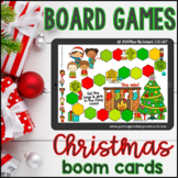 Christmas Open Ended Board Games |  Boom Cards™