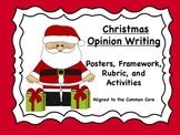 Christmas Opinion Writing Pack