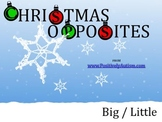 Christmas Opposites: Big/Little