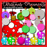 Christmas Ornament (Ball) Clip Art