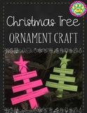 Christmas Ornament Christmas Tree Craft