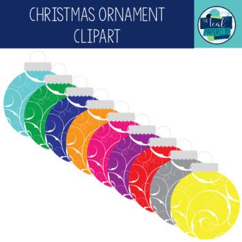 Christmas Ornament Clipart