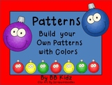 Christmas Ornament Patterns for Kindergarten