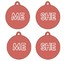 Christmas Ornament Sight Word and Letter Matching