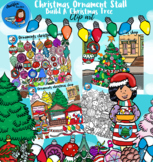 Christmas Ornament Stall & Build A Christmas Tree - 127 items!
