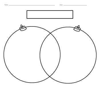 Christmas Ornament Venn Diagram