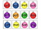 Christmas Ornament Word Family Station
