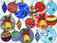 Christmas Ornaments Clip Art - Dollar Deal {Christmas Activities}