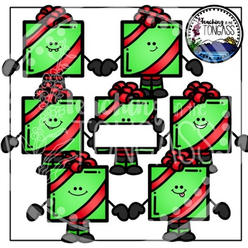 Christmas Gifts Clipart (Christmas Clipart)