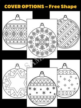 Christmas Ornaments - Jackies Craft Bundle, Winter Activity, Activities, Writing