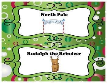 Christmas Ostinato Cards