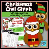 Christmas Owl Glyph