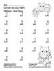 """Christmas Owl Math"" Mixed Multiplication - Common Core Fu"
