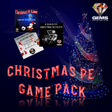 Christmas PE Game Pack - Growing Bundle!!