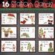 Christmas P.E. Stations
