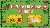 Christmas PE Stations II