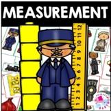 POLAR EXPRESSions Christmas Math Center Measurement MEGA Set