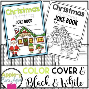 Christmas PRINTING Joke Book
