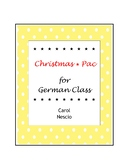 Christmas * Pac For German Class