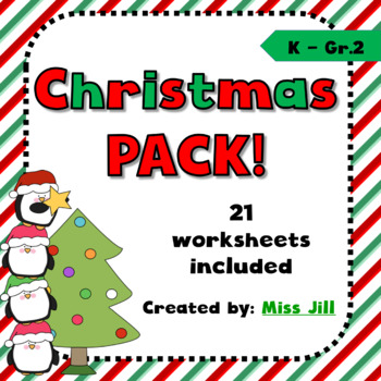 Christmas Pack!