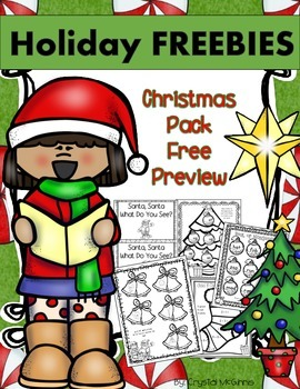 Christmas Pack Free Preview