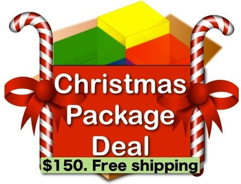 Christmas Package Deal - Save $100. DVDs, Learning Kits, Downloads and More